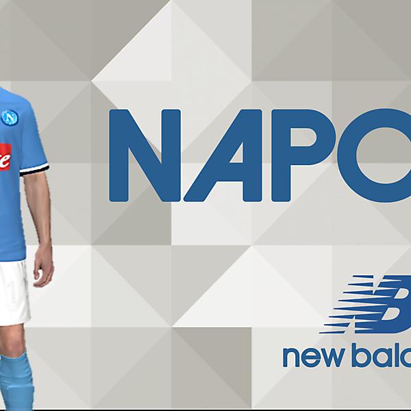 NAPOLI new balance kit Home