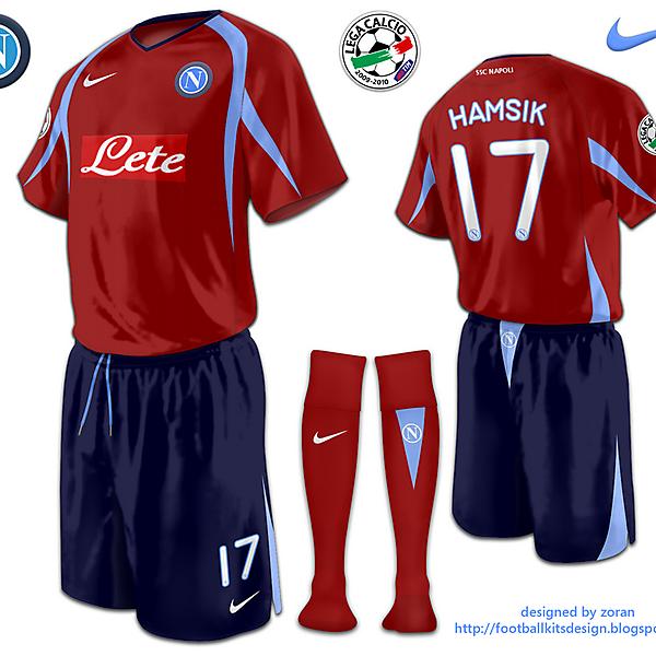 SSC Napoli fantasy third