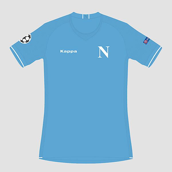 Napoli x Kappa