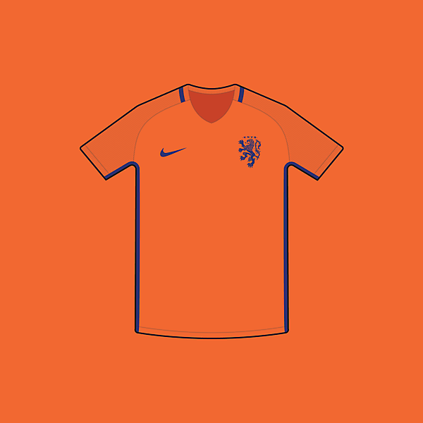 Nederland - Home / 2017