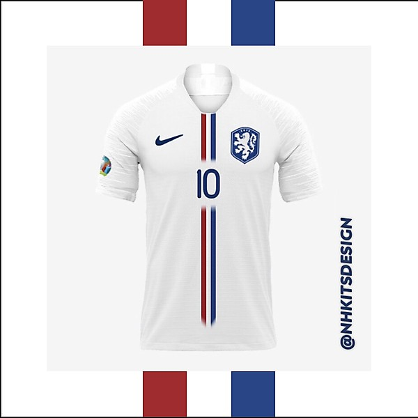 Nederland Away Kit - EK 2020
