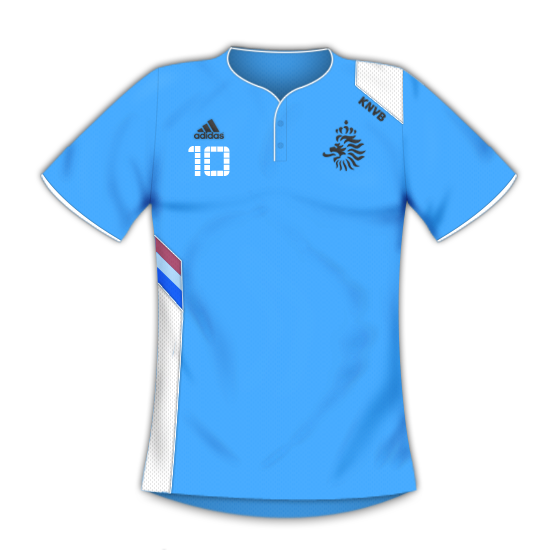 Netherlands Away