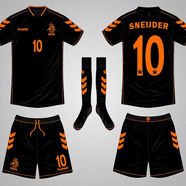 Netherlands Away Kit