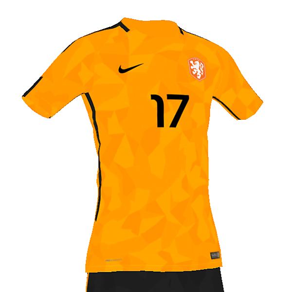 Netherlands Euro 2020 home