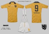 netherlands home kit
