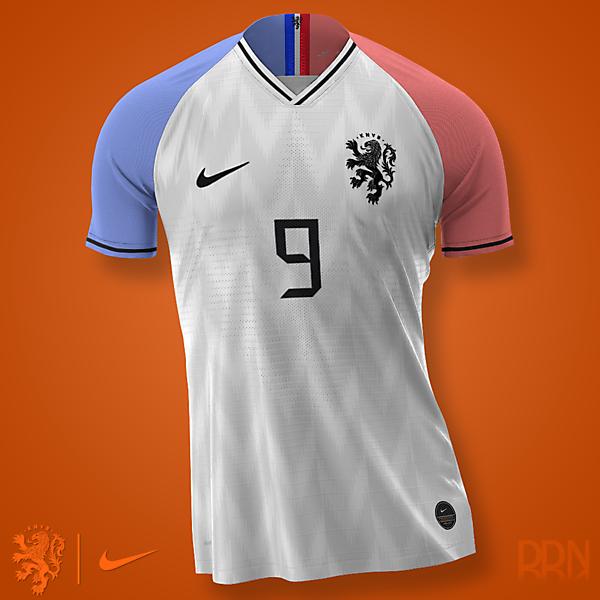 Netherlands Nike Away 2020