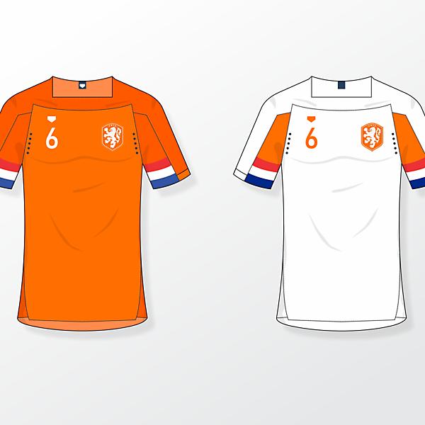 Netherlands NT [fantasy kits]