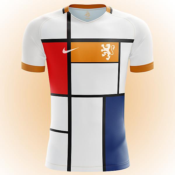 Netherlands x Mondrian (Change kit)