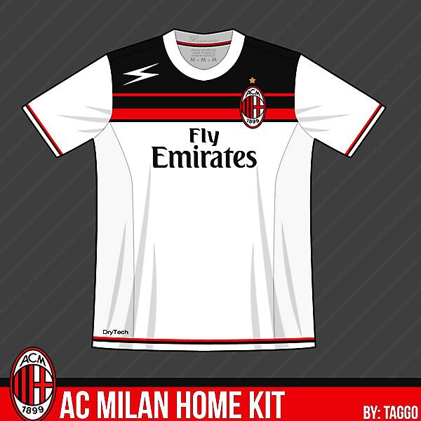 AC Milan Away Kit.