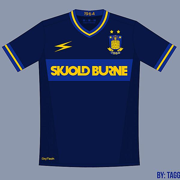 Brondby IF Away Kit