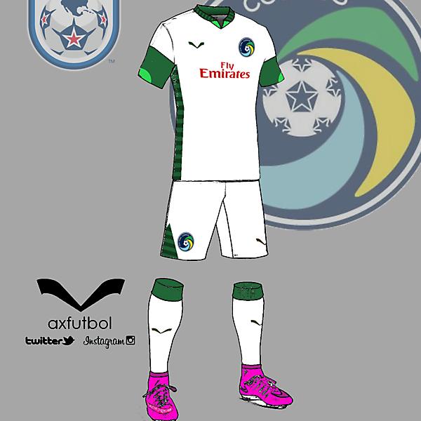New York Cosmos home kit