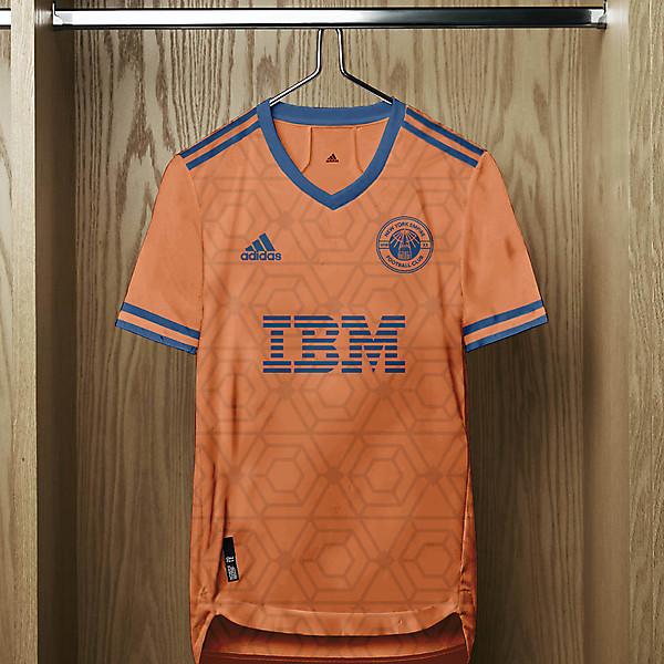 New York Empire Away Shirt