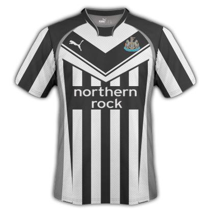 Newcastle Fantasy Kit (Puma) Home