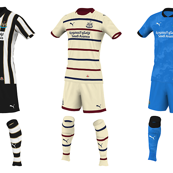 Newcastle United 2020 - Drake Froomer (Foxtail_One)