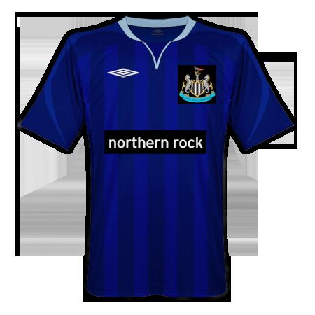 Newcastle United Away