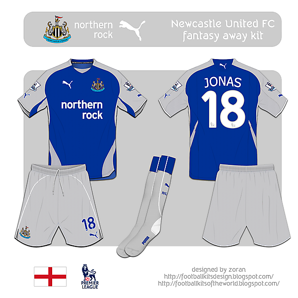 Newcastle United fantasy away