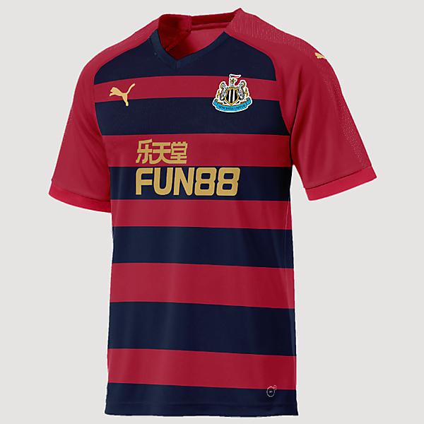 Newcastle United Away 2018