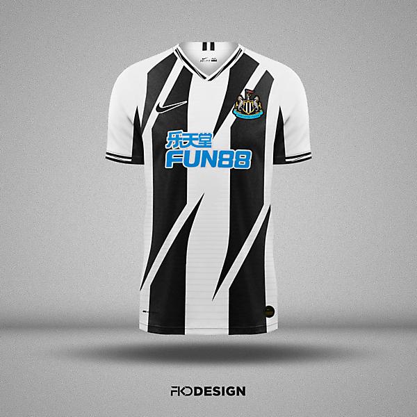 Newcastle United FC    Nike    Home