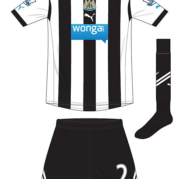 Newcastle United Home