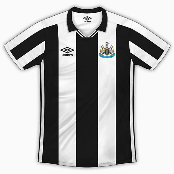 Newcastle United Home Shirt - Umbro