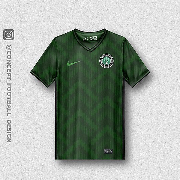 Nigeria Away Shirt
