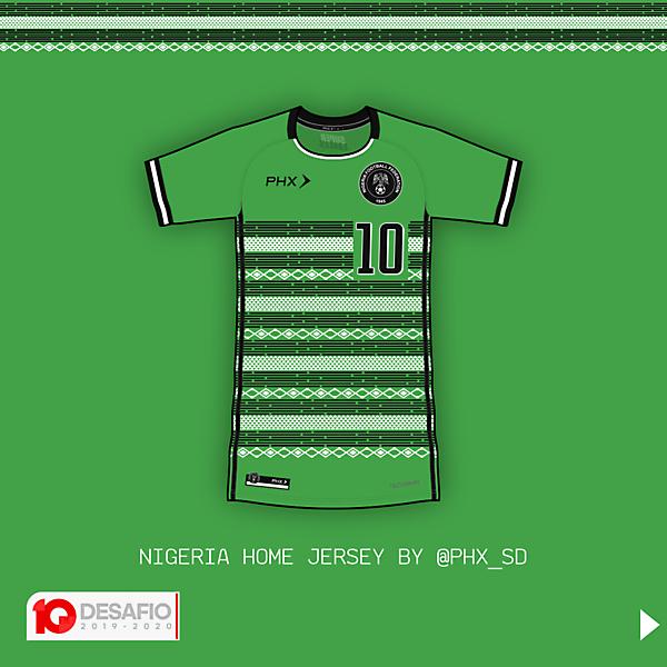 Nigeria Home