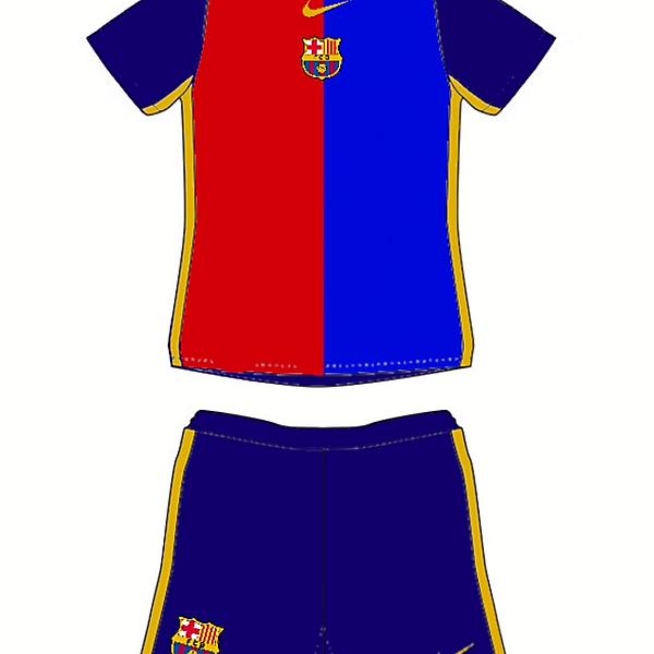 Nike 2016-17 Kits