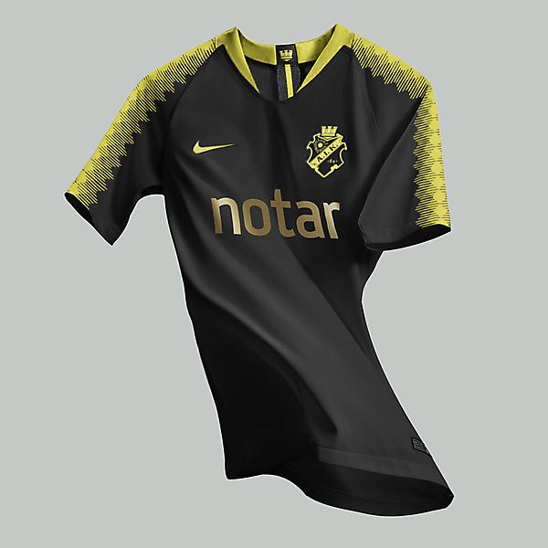 Nike AIK Fotboll Home Jersey Concept