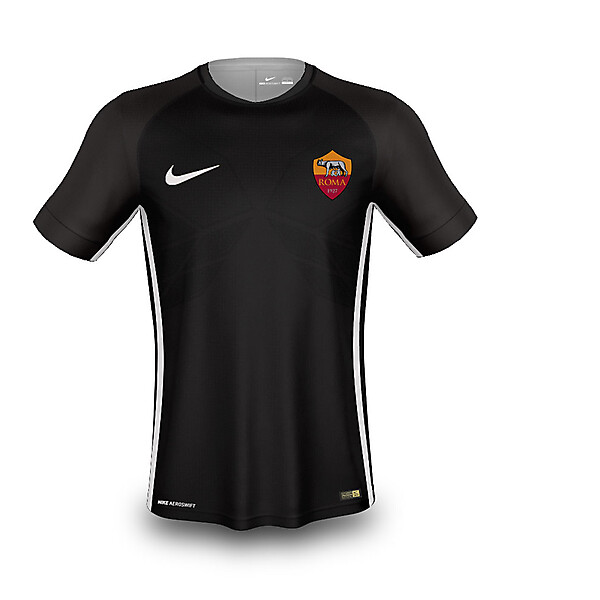 Nike AS Roma Third Concept