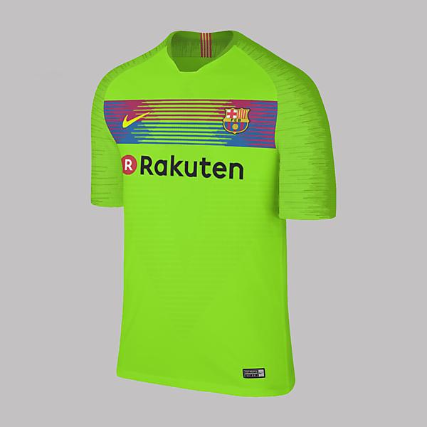 Nike Atlético Madrid Home 2018/2019 Concept