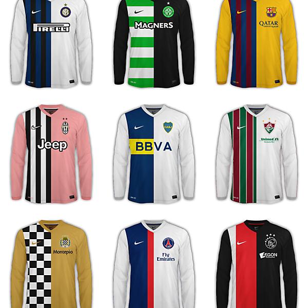 Nike Away Shirt Design