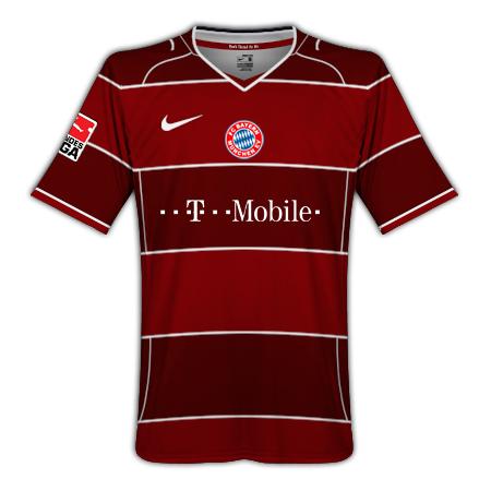 Bayern Munich Nike