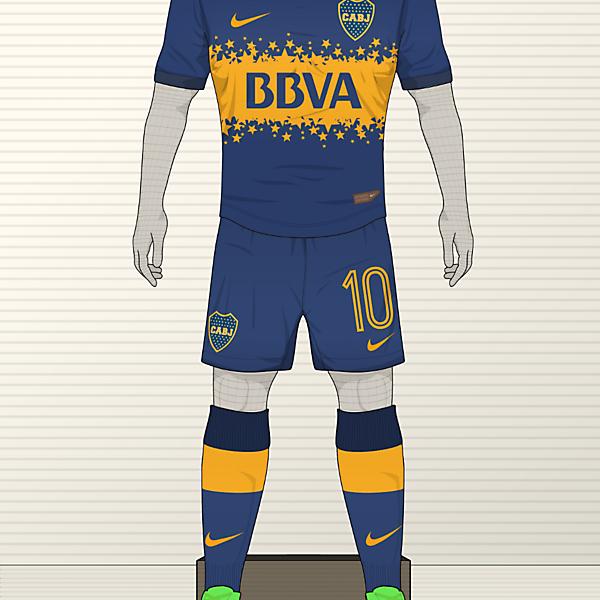 Nike Boca Juniors Kit (redo)