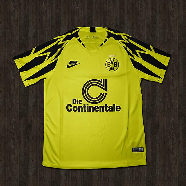 Nike Borussia Dortmund Strike 90 Remake