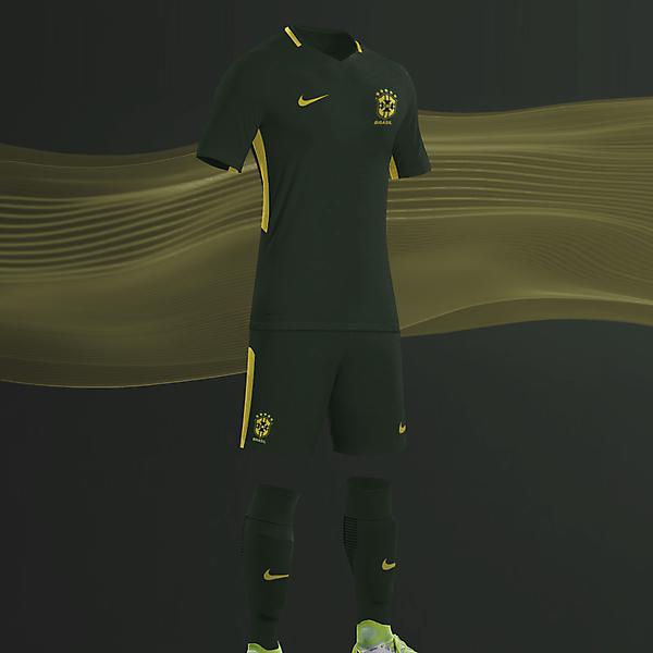 Nike Brasil Third Kits Concept
