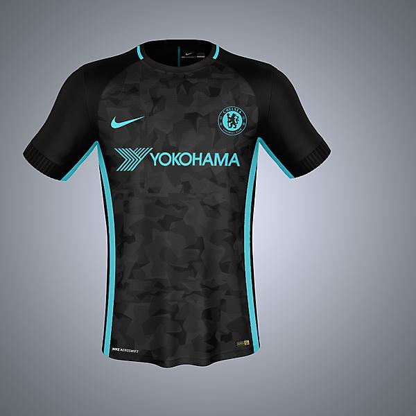 Nike Chelsea Third Camo