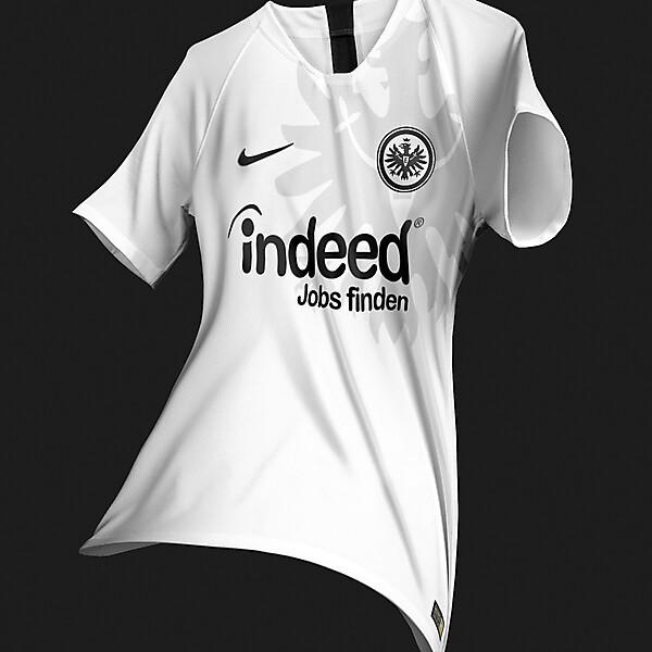 Nike Eintracht Frankfurt Away Jersey Concept
