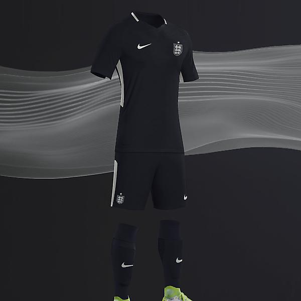 Nike England Third Kits Concept
