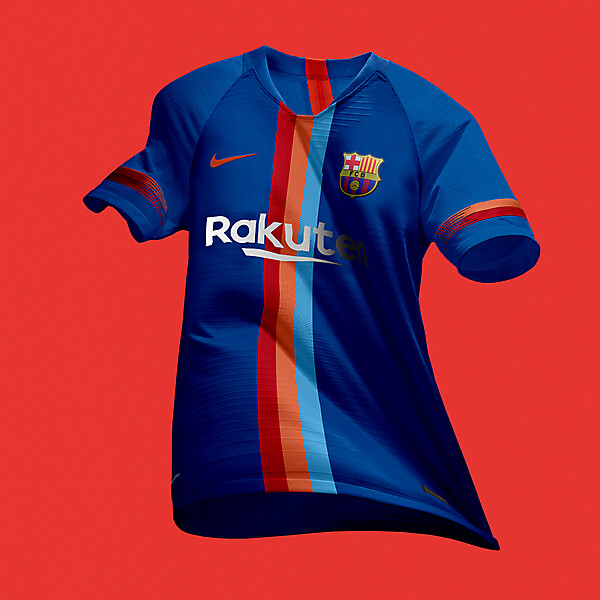 Nike FC Barcelona Joan Gamper 2009-2018 Remake