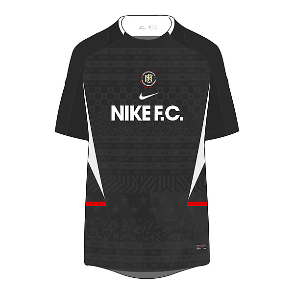 Nike Football Club 2021-22 Blackout Concept