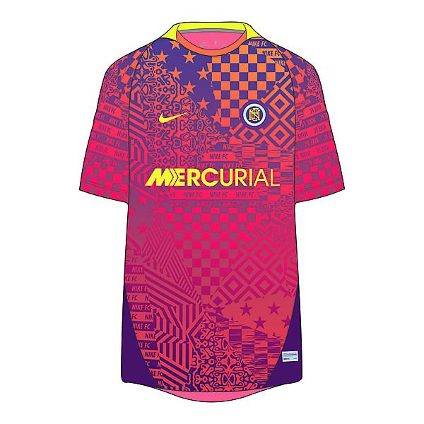 Nike Football Club 2021-22 Iridescent Mercurial Concept