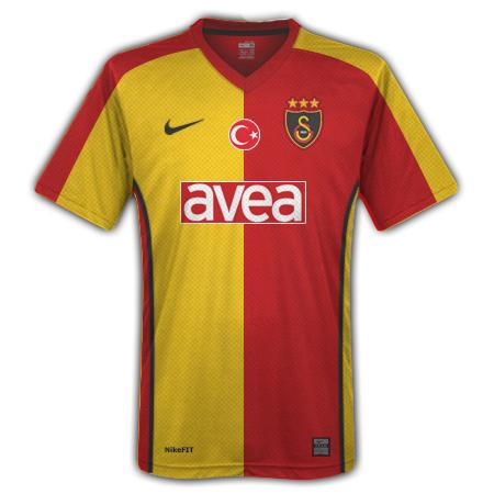 Galatasaray Nike Home