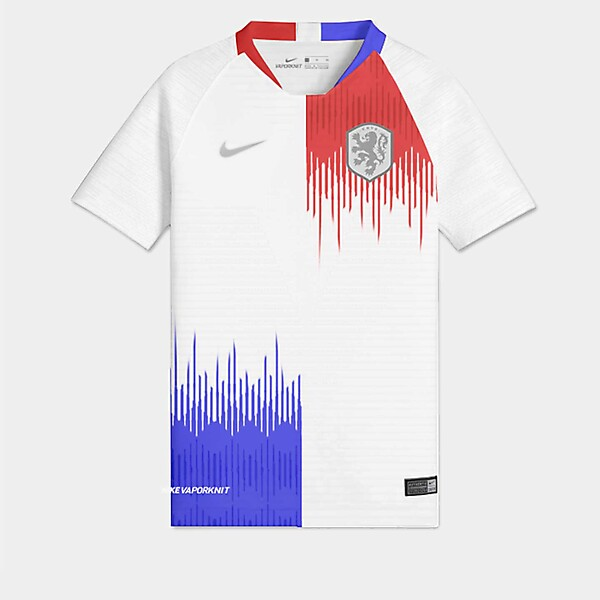 Nike Holland Away Jersey Concept
