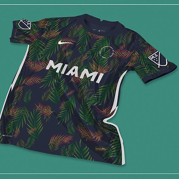Nike Inter Miami 2020 Away kit concept