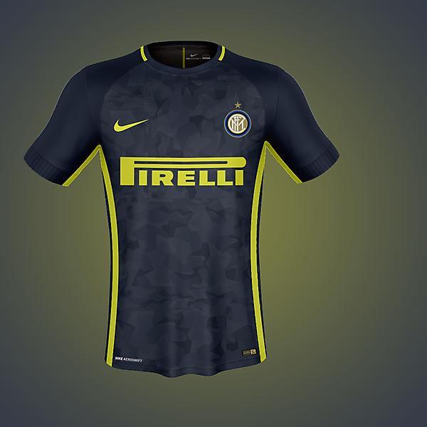 Nike Inter Milan Third Camo