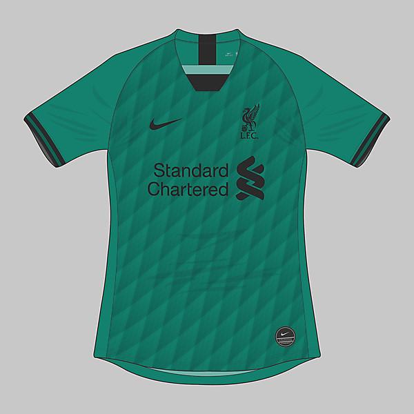 Nike Liverpool FC 2020-21 Away kit