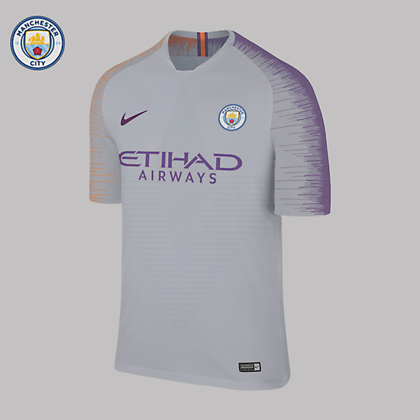 Nike Manchester City Third 2018/2019 Concept