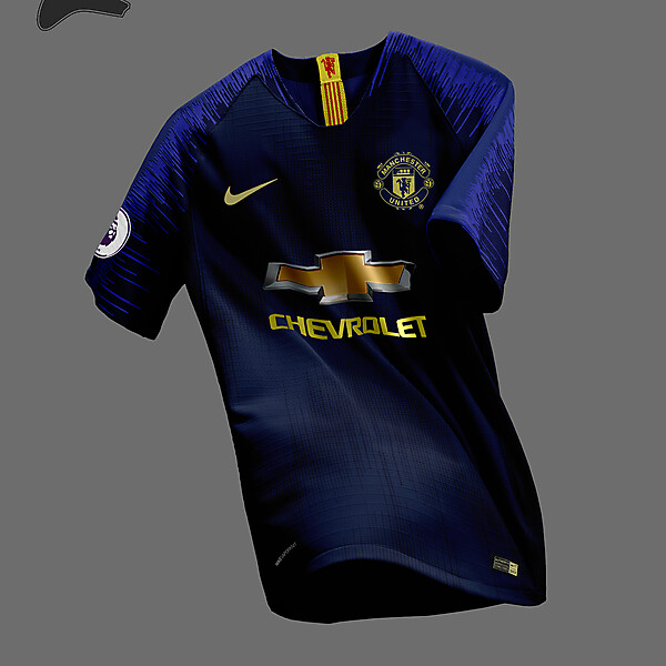 Nike Manchester United third concept