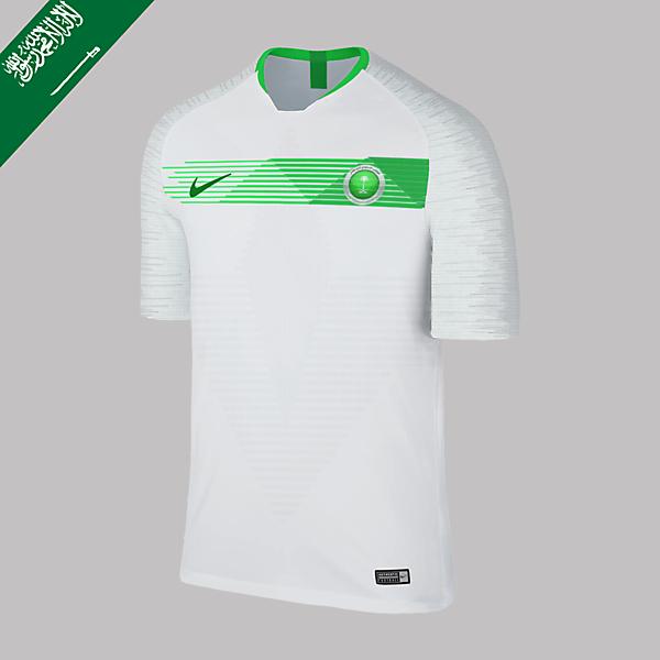 Nike Saudi Arabia Away 2018 Concept