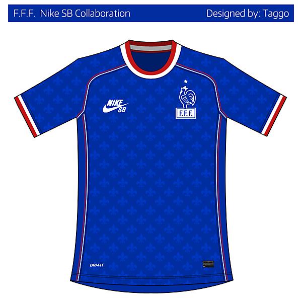 Nike SB France kit